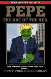 Kek Meme - 1 national bestseller pepe the art of the kek pepe makes one