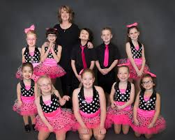 Wildfire Dance by Team Of Kids With Special Needs To Compete In Dance Competition