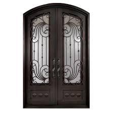 iron doors unlimited 62 in x 97 5 in mara marea classic 3 4 lite