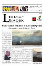Wildfire 300 Atv Review by January 3 2017 Lamont Leader By Caribou Issuu