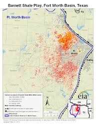 Fort Worth Map Investing In Oil And Gas Wells Investing In Minerals United
