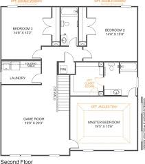Double Master Bedroom Floor Plans True Quality