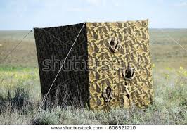 Pop Up Ground Blind Ground Blind Stock Images Royalty Free Images U0026 Vectors