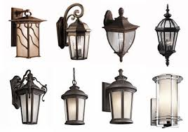 lighting design ideas kichler outdoor lighting fixtures in