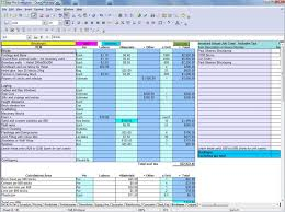 best solutions of residential construction bud template excel and