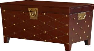 Decorative Trunks For Coffee Tables Nailhead Trunk Coffee Table Coffee Tables Longwood Nailhead Coffee