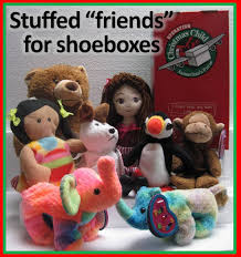 simply shoeboxes why we pack stuffed animals in all our operation