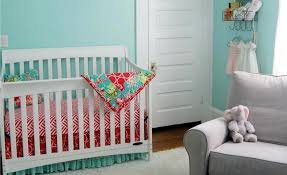custom crib bedding tags project nursery
