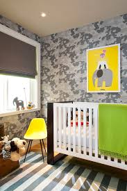 Camoflage Bedroom Camouflage Bedroom Nursery Transitional With Roman Shades Neutral
