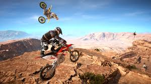 motocross action figures mx nitro game ps4 playstation