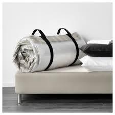 Ikea Espevar by Hafslo Sprung Mattress Firm Beige Standard Double Ikea