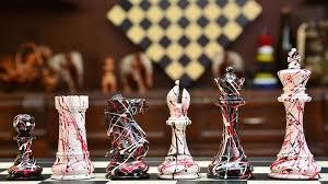 luxury chess set luxury chess sets olympico