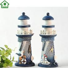 popular wooden lighthouse ornaments buy cheap wooden lighthouse