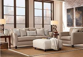 3 Pc Living Room Set Picture Of East Shore Beige 3 Pc Living Room From Living Room Sets