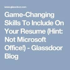 Skills To Include On A Resume Skills To Include On Resume For Retail Resume Pinterest