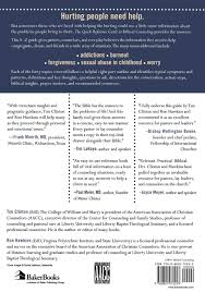 the quick reference guide to biblical counseling dr tim clinton
