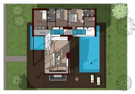 pool house plans with bedroom modern style house plan 3 beds 2 00 baths 1380 sq ft plan 473 2