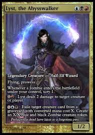 custom commanders for my dnd group custom card creation magic