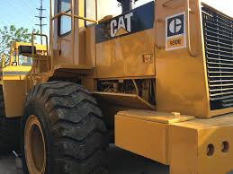 used cat caterpillar 950e wheel loader