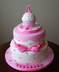 cake girl 1st birthday cake for baby