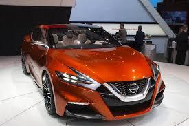 nissan maxima 2017 2018 nissan maxima new extreme sedan concept