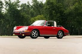 porsche 911 targa 901 specs 1967 1968 1969 1970 1971 1972