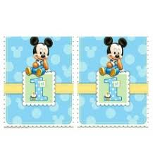 baby mickey 1st birthday mickey mouse party supplies in united state desired party