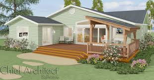 Simple House Designs And Floor Plans by Chief Architect Home Design Software Samples Gallery
