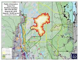 Alaska Fires Map by Evacuations Downgraded For Tower Fire Near Priest Lake The