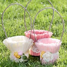 beautiful easter baskets easter bunny approved 5 diy paper easter baskets craft paper