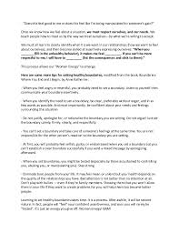Healthy And Unhealthy Relationships Worksheets Healthy Boundaries Create Healthy Relationships