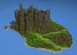 Castle Floor Plans Minecraft Minecraft Render Pyke Castle By Seput On Deviantart Minecraft