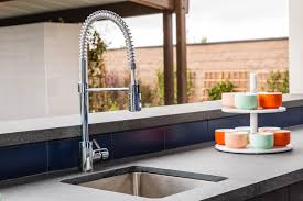 decor using stylish danze kitchen faucet for contemporary kitchen