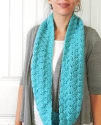 simple pattern crochet scarf 26 crochet infinity scarf patterns allfreecrochet com