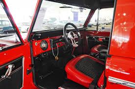 ford bronco 2015 interior 1970 ford bronco v8 pickup