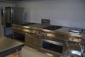 equipement cuisine professionnel conseils pour aménager une cuisine professionnelle