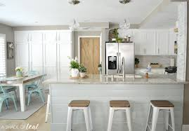 modern paint colors for kitchen cabinets paint colors used in my modern rustic home