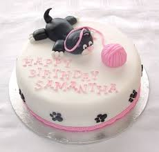 birthday cake for cats best 25 cat birthday cakes ideas on