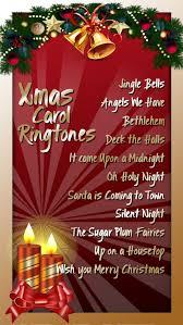 xmas ringtones free christmas carols songs sounds