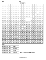 rounding worksheets rrec1 space free math coloring koogra