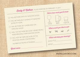 Invitation Card With Rsvp Three Ways To Get A Quick Response For Wedding Rsvps