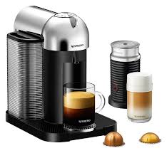 nespresso coffee amazon com nespresso vertuo coffee and espresso machine by