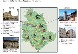 map of perugia maps and directions università degli studi di perugia