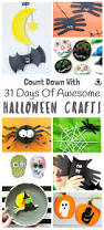 halloween crafts to make with kids 31 days of awesome halloween crafts kids craft room