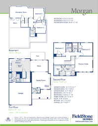 Home Floor Plans Utah by Morgan Fieldstone Homes Utah Home Builder New Homes For Sale