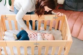 Baby Mini Crib Bloom Alma Mini Crib Reviews Wayfair