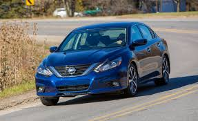 Nissan Altima V6 - 2016 nissan altima first drive u2013 review u2013 car and driver
