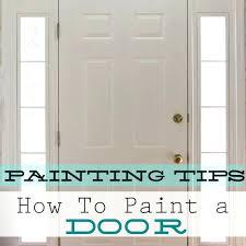 interior doors painting paint an interior door by painting interior doors spray or brush interior doors painting