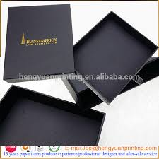 gold foil gift boxes matte black paper drawer box drawer gift box with gold foil