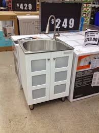 Laundry Room Sinks And Faucets by Home Depot Utility Sink Cabinet Best Home Furniture Decoration
